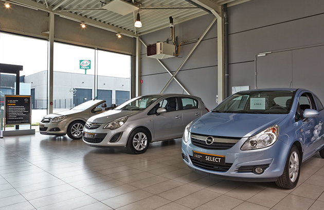 Garage dhont verkoop for Garage opel bessancourt 95